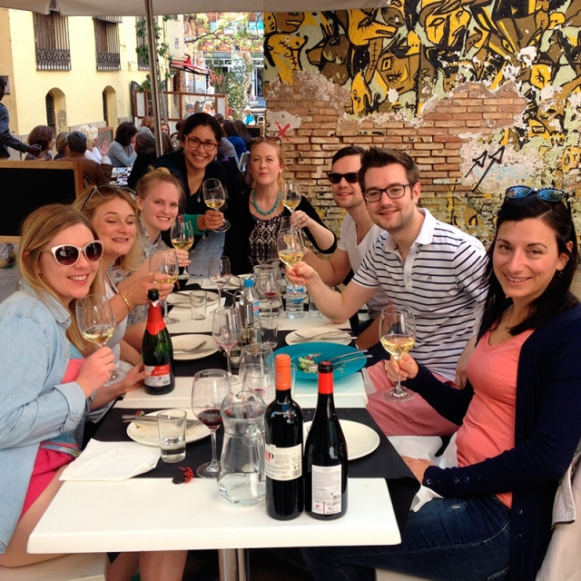 Valencian Wine Tasting and Food Pairing