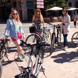 Valencia Bike and Tapas Tour